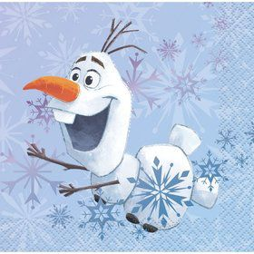 Frozen 2 Beverage Napkins (16)