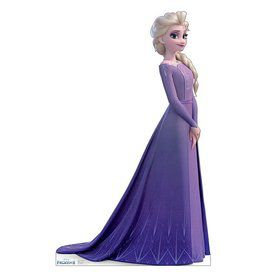 Frozen 2 Elsa Collector's Edition Standup