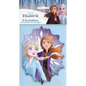 Frozen 2 Invitations (8)