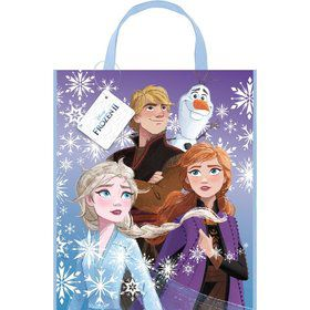 "Frozen 2 Party 13""x11"" Tote Bag"
