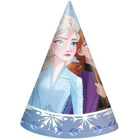 Frozen 2 Party Hats (8)