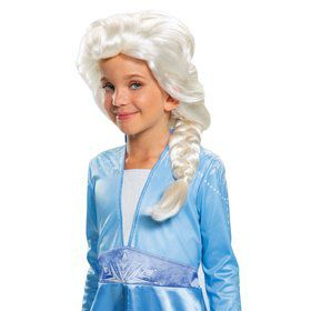 Frozen 2 Elsa Wig for Kids