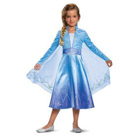 Frozen 2 Elsa Deluxe Costume for Girls