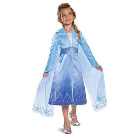 Frozen 2 Princess Elsa Prestige Toddler Costume