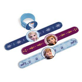 Frozen 2 Slap Bracelet Multipack (4ct)
