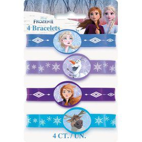 Frozen 2 Stretchy Bracelets (4)