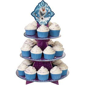 Frozen Cupcake Treat Stand (Each)