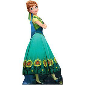 Frozen Fever Anna Standup