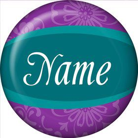 Frozen Personalized Mini Button (Each)