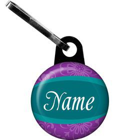 Frozen Personalized Zipper Pull (Each)