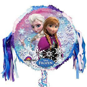 Frozen Pull String Pinata (Each)
