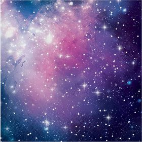 Galaxy Party Luncheon Napkin (16)