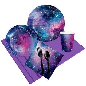 Galaxy Party Party Pack For 8