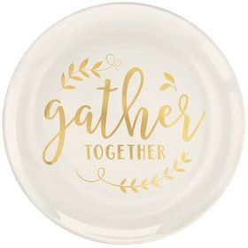 Gather Together Lunch Coupe Plates