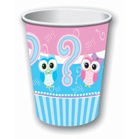Gender Reveal Paper 9oz Cup (8)