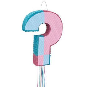 Gender Reveal Pull Pinata (Each)