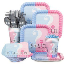 Gender Reveal Standard Kit (Serves 20)