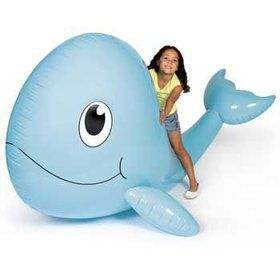 Giant Inflatable Whale (each)