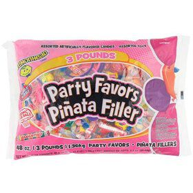 Girl Pinata Filler 3lb Bag (Each)
