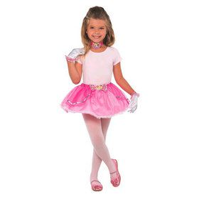 Girls Disney Sparkle Princess Dress Up Set Child