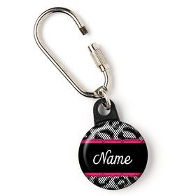 "Girl's Night Out Personalized 1"" Carabiner (Each)"