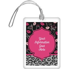 Girl's Night Out Personalized Luggage Tag (Each)