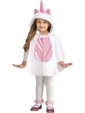 Girls Unicorn Caplet