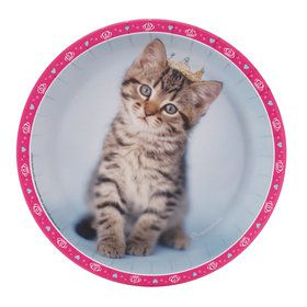 Glamour Cats Dinner Plates by Rachael Hale (8)
