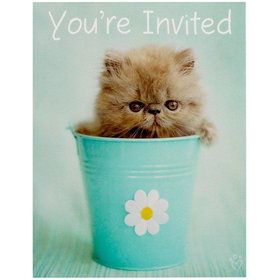 Glamour Cats Invitations by Rachael Hale (8)