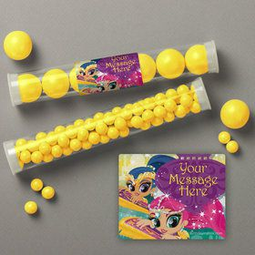 Glisten and Sparkle Personalized Candy Tubes (12 Count)