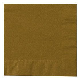 Glittering Gold (Gold) Lunch Napkins