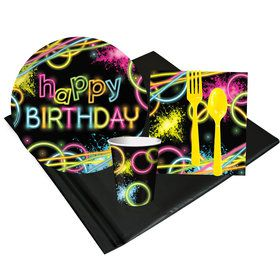 Glow Party 8 Guest Party Pack