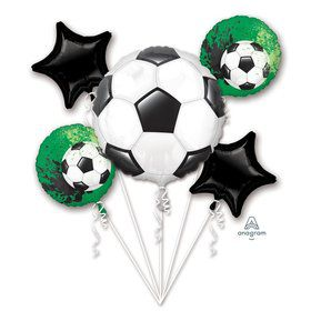 Goal Getter Soccer Balloon Bouquet
