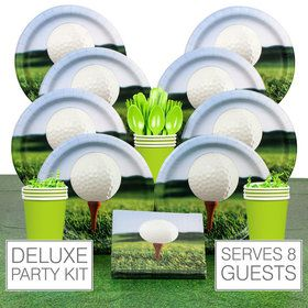 Golf Deluxe Kit (Serves 8)