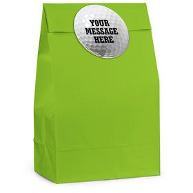 Golf Personalized Favor Bag (12 Pack)