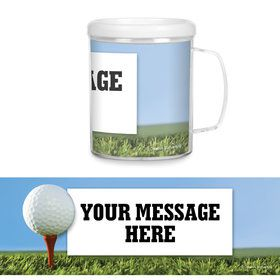 Golf Personalized Favor Mug (Each)