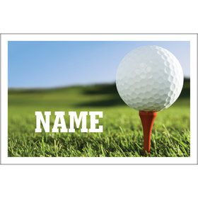 Golf Personalized Placemat (Each)