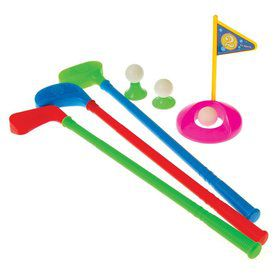 Golf Play Set (10 Pieces)