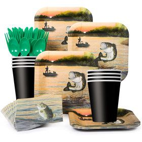 Gone Fishin' Standard Kit (Serves 8)