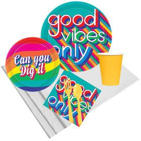 Good Vibes Party Pack (8 Count)