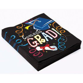 Graduation Beverage Napkins (16)