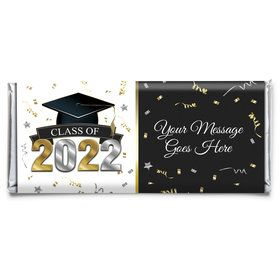 Graduation Year Personalized Candy Bar Wrapper (Each)