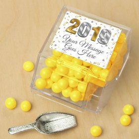 Graduation Year Personalized Candy Bin with Candy Scoop (10 Count)