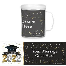 Graduation Year Personalized Favor Mug (Each)