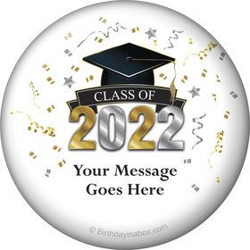 Graduation Year Personalized Magnet (Each)