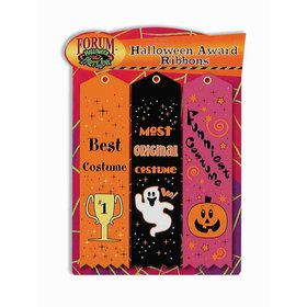 Halloween Award Ribbons (3)