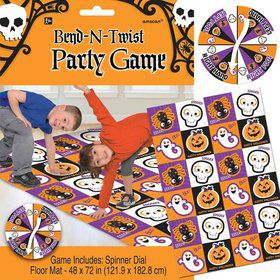Halloween Bend and Twist Party Game (Each)