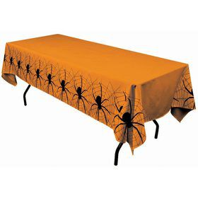 Halloween Party Table Cover