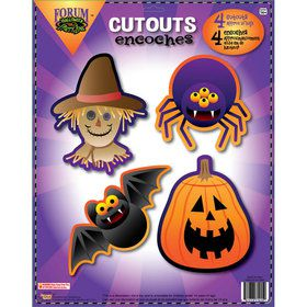 Halloween Wall Cutouts (4)