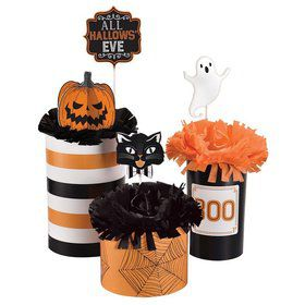 Hallow's Eve Centerpiece Decoration Kit